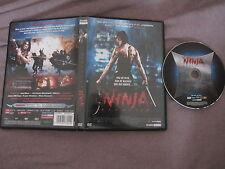 Ninja assassin de James Mcteigue avec Rain, DVD, Action/Kung-Fu