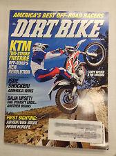 Dirt Bike Magazine KTM 2 Stroke Cody Webb The Freeride February 2015 032717nonR