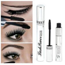 Women Waterproof 4D Fiber Long Curling Eyelash Mascara Extension Makeup Black