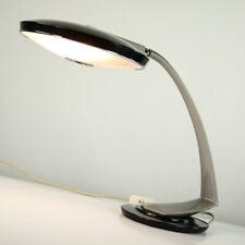 Fase Madrid Tisch Leuchte Boomerang Lese Lampe Vintage Desk Light 60er Jahre