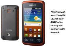 "Samsung Xcover S5690 Orange Unlocked 3MP Camera Android Smartphone,3.65"" Screen"