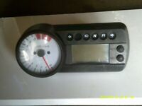 HYOSUNG GT250R 2013 INSTRUMENT CLUSTER