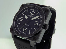 Bell & Ross Aviation BR03-92-CB Black Ceramic 44mm $4,800 LNIB