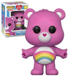 Funko POP! Animation Care Bears #351 Cheer Bear - New, Mint Condition