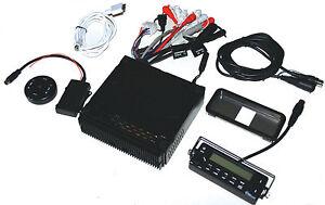 200 Watt Remote Radio SECRETAUDIO SST Hidden bluetooth stereo, Aux, USB input *f