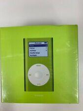 iPod Mini Unopened Green 4GB 2nd Generation P9964LL/A