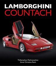 Lamborghini Countach (LP400 LP400S LP500S LP5000S QV Gandini) Buch book
