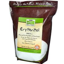 Now Foods Erythritol Natural Sweetener - 2.5 lbs (1134g)
