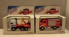 Diecast Commercial Vehicles with Custom Bundle
