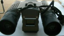 Sharper Image 10x25 Camera Binoculars