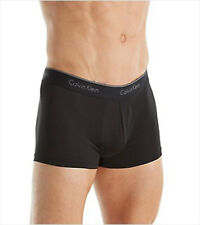 Calvin Klein Microfiber Stretch Boxer Brief - Black - Large - NB1289