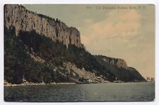 NY ~ The Palisades ORANGETOWN New York 1905 Rockland County Postcard