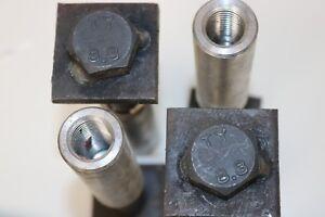 M20 X 162 Grade 8.8 Cradle Anchor Bolt