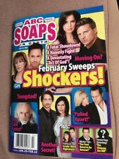 ABC SOAPS IN DEPTH  GENERAL GH February Sweeps Shockers 2018