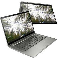 """HP Chromebook x360 14c-ca0003na 14"""" Laptop Pentium 6405U 4GB 64GB 133U4EA # P"""