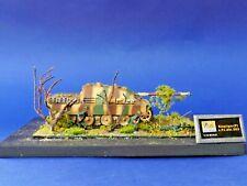 Char tank Easy Model 1:72 - Diorama d'exposition Kingtiger (P) s.Pz.Abt.503