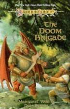 The Doom Brigade (Dragonlance Saga)-ExLibrary