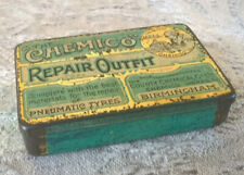 """The """"Chemico"""" Repair Outfit - Vintage Bicycle Puncture Tin"""