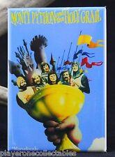 "Monty Python and the Holy Grail 2"" X 3"" Fridge / Locker Magnet."