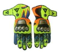 MOTOGP LEATHER GLOVES MOTORBIKE LEATHER GLOVES MOTORCYCLE BIKERS RACING GLOVES