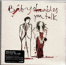 Babyshambles-you talk (peter Doherty) MAXI CD NEUF + OVP!