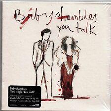 Babyshambles - You Talk (Peter Doherty)  Maxi CD    NEU+OVP!