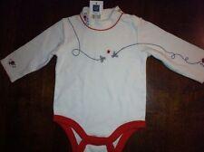 BABY GAP One Piece Bodysuit BUMBLEBEES *Sz 3-6 mos. *NWT