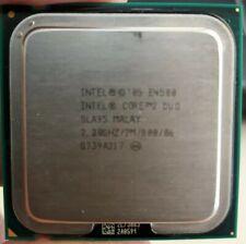 CPU Procesador Intel Core 2 Duo E4500 2,2Ghz Socket 775 FSB800 2Mb Caché SLA95