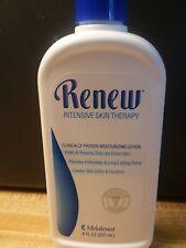 Melaleuca Renew Intensive Skin Therapy Moisturizing Lotion 8 oz (237mL).