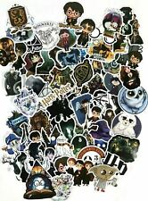 100pc Harry Potter Notebook Fantasy Wall Laptop Decal Sticker