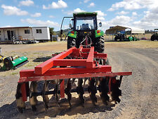 AGKING OFFSET TRAILING PLOUGH HEAVY DUTY 18 DISC