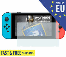 Nintendo Switch ANTISHOCK myShield screen protector. +1 armor to your device!