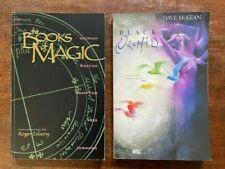 New ListingNeil Gaiman Black Orchid Books of Magic original Tpb lot sandman vertigo comics