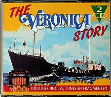 THE RADIO VERONICA STORY- Best of Pirate 60s/Jingles 2-CD Jet Harris/Ventures