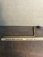 Vintage Victor Victrola VV- 300 ——5308 —  PHONOGRAPH long Crank Handle