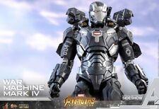 War Machine Mark IV From Iron Man Diecast 1:6 Hot Toys