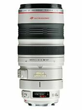 Canon EF 100-400mm 1:4.5-5.6 L IS USM weiss -Objektiv- Wie Neu!