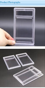 PRE ORDER New Professional Unsealed Empty Graded Card Slabs Holder for Grading