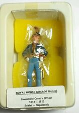 Reeves NBC 4 ROYAL HORSE GUARDS (BLUE) Household Cavalry Officer 1/32 (54mm)