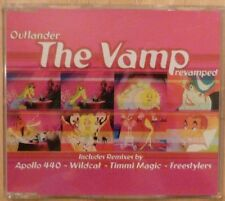 The Vamp Revamped by Outlander (CD Single, Import 1998)