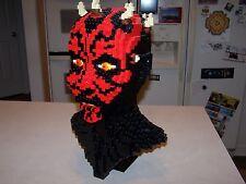 Lego 10018 Darth Maul - UCS Sculpture Star Wars 100% Complete