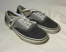 VANS Classic Lace Up Men's Skateboarding Shoes Sneakers Size 7