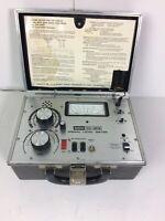 Signal Level Meter, Sadelco 733C-Super used
