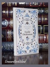 Selected Poems of Emily Dickinson New Leather Bound Pocket Collectible Gift Ed