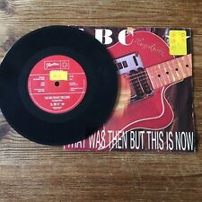 """ABC - That Was Then But This Is Now 7"""" Vinyl"""
