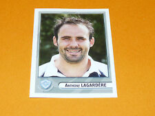 N°198 LAGARDERE CASTRES OLYMPIQUE PANINI RUGBY 2007-2008 TOP 14 FRANCE