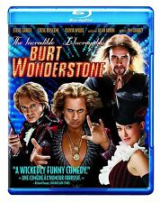 The Incredible Burt Wonderstone (Blu-ray/DVD, 2013, Canadian, FRENCH INCL)