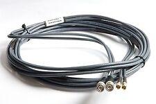 Twin Koaxkabel für LTE MIMO Antenne-Belden H155-BNC Stecker-->SMA Stecker 2m