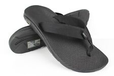 .Chaco Women's EcoTread Flip Flop Sandals Size 11 Black