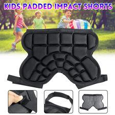 Children Padded Roller Skating Crash Pants Hip/Bum Saver Impact Padded Shorts